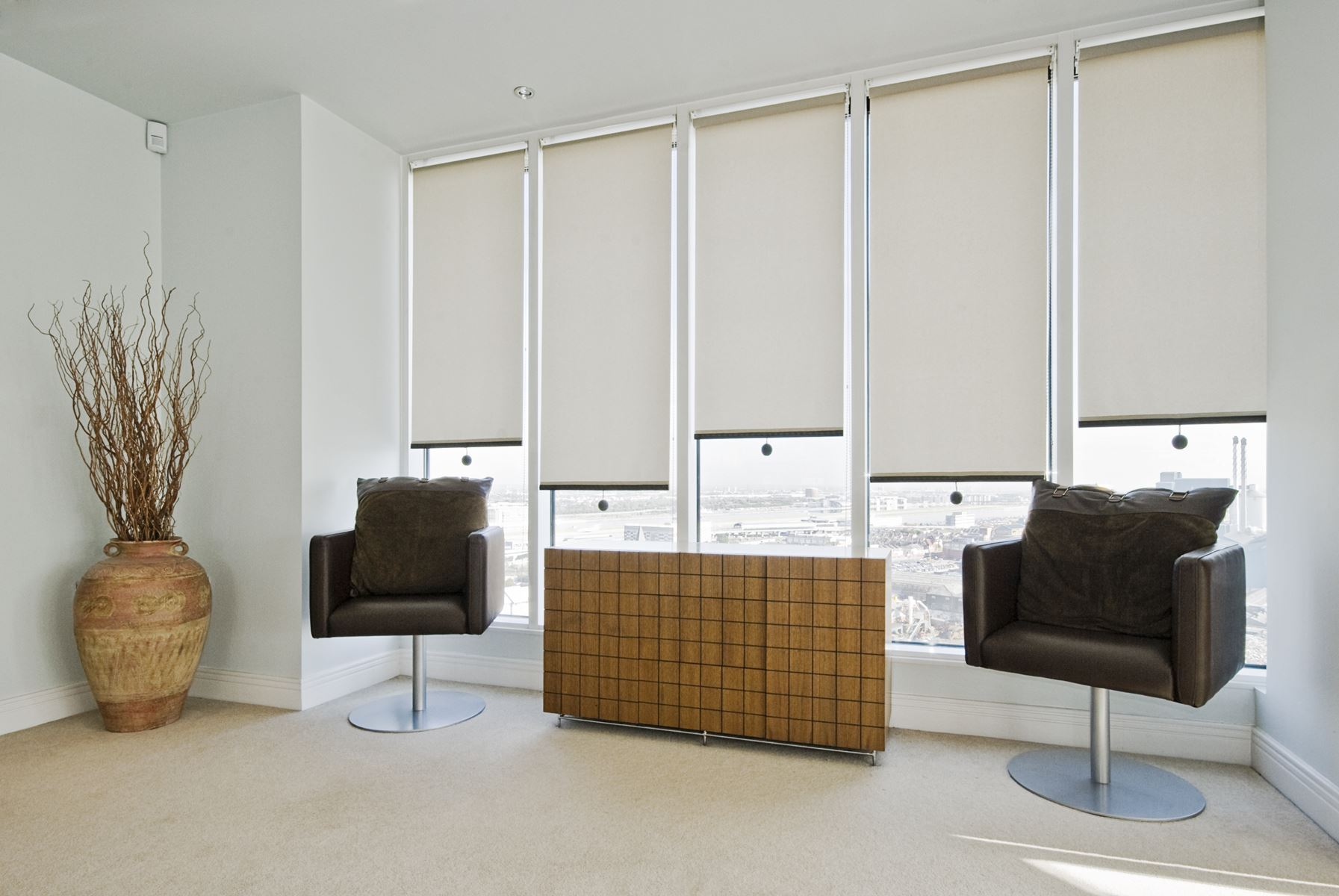 Roller Blinds SkyGrilles Invisible Grille Window Restrictor